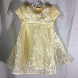 Biscotti Baby Girl Dress Special Occasion 24 Month